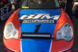 Brad McClures BTM Motorwerks USTCC GT Class Porsche