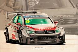 Sebastien Loeb - WTCC 2014