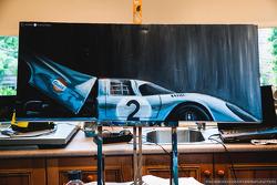 Gulf Racing Porsche 917
