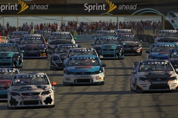 iRacing.com V8 Supercars Series roars to life at Watkins Glen
