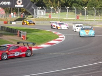 Supercar Challenge Brands Hatch 2014