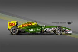 Caterham F1 Concept