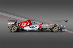 Sauber F1 Concept