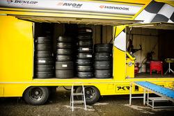 Fresh tires anyone?