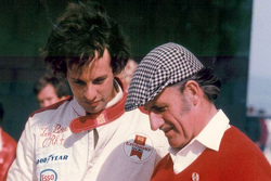 Tony Brise and Graham Hill