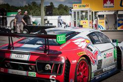 #6 Stevenson Motorsports Audi R8 LMS GT3: robin Liddell, Andrew Davis