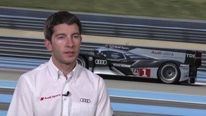The Way to Le Mans - Interview Rockenfeller