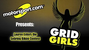 Motorsport.com Grid Girl Wins Sebring 12 Hour Bikini Competition