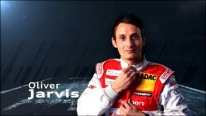 Oliver Jarvis Audi DTM Driver