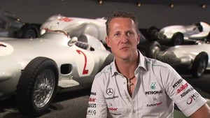 Michael Schumacher - 20 years Spa-Francorchamps