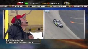 Kurt Busch Takes Dover! - Dover International Speedway 2011