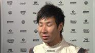 Sauber F1 - Kamui Kobayashi - Interview