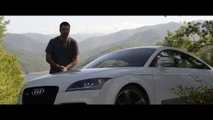 Audi TT-RS Meets The Tail of the Dragon