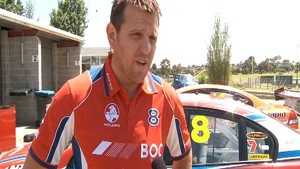 Interviews : Jason Bright and Jamie Whincup