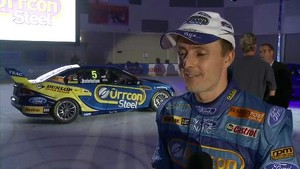 V8 Supercars - 2012 Launch - Interviews