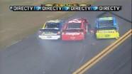 Wreck in Lap 9 - Gatorade Duel 1 - Daytona - 02/23/2012