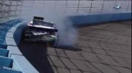 Casey Mears Hits The Wall - Subway Fresh Fit 500 - Phoenix - 03/04/2012