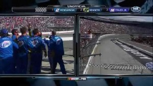 Brad Keselowski Wins In Bristol! - Food City 500 - Bristol - 2012