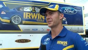 IRWIN Racing - Interviews - New Zealand 2012