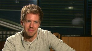 Red Bull Racing Team in Salzburg 2012: Interviews Sebastian Vettel