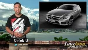 Mercedes Shooting Brake, Austin Mini w/Yamaha engine, 2013 Jaguar XF, & CoW!