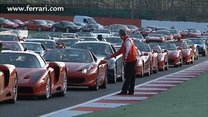 2012 Ferrari Guinness World Record