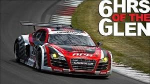 APR Motorsport R8 Grand-AM Development