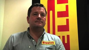 F1 Pirelli 2012 - Abu Dhabi GP - Paul Hembery Interview
