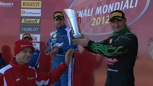 Finali Mondiali Ferrari 2012 - Ferrari Challenge EU/NA/APAC - Race-2 Trofeo Pirelli