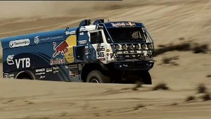Dakar 2013 - Trucks and Quads - Stage 12
