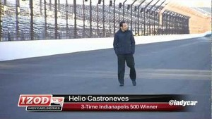 Helio Castroneves looks back at Indy