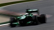 Caterham Unchained - Episode 5: Giedo reviews testing, Harry Redknapp visits