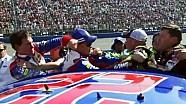 NASCAR Auto Club race highlights