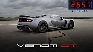 Venom GT Runs 265.7 mph Now the Fastest Hypercar You Can Buy