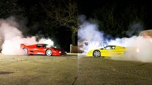 Ferrari F50 Showdown