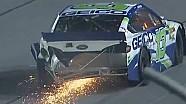 Keselowski and Mears crash at Darlington!