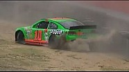 Danica Patrick Hits the Wall | Sonoma, 2013