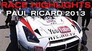 BLANCPAIN ENDURANCE SERIES 2013 - PAUL RICARD - RACE HIGHLIGHTS