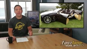 Royal Baby Carriage, BMW M4, New Caddy Flagship, New Jaguars, & Friendsday Wednesday!