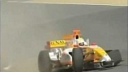 Mohammed Ben Sulayem wrecks Renault