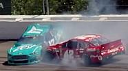 NASCAR Highlights | GoBowling.com 400, Pocono (2013)