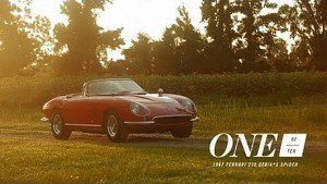 This Ferrari 275 GTB/4 S N.A.R.T. Spider Is One of Ten