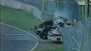 BMW M3 Spectacular Crash at Mid-Ohio