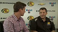 Exclusive Interview with Tony Stewart