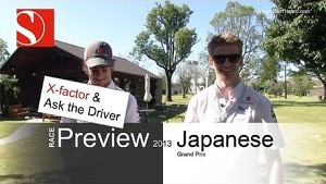 2013 Japanese GP - Race Preview / Ask the Driver - Sauber F1 Team