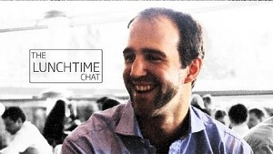 Lunchtime Chat with Tom Stallard