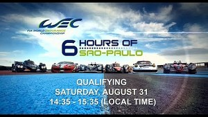 REPLAY -  6 Hours of Sao-Paulo 2013 - Qualifying part 1