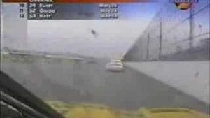 Dale Earnhardt's first stint in the 2001 Rolex 24 at Daytona