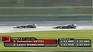 Formula 3 Hamilton & Vettel Battle - 2005