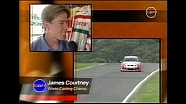 1998 Bathurst 1000 - James Courtney & Ryan Briscoe - Interview with Bill Woods